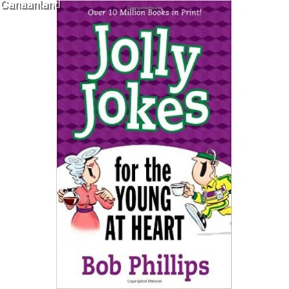 Jolly Jokes for the Young at Heart (bk)