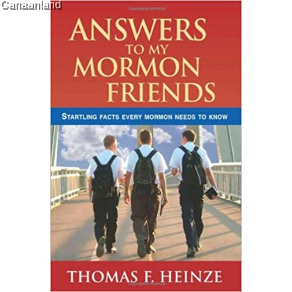 Answers to my Mormon Friends (bk)