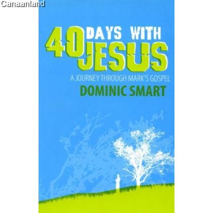 40 Days with Jesus (bk)