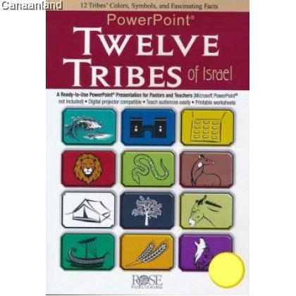 Powerpoint - Twelve Tribes of Israel