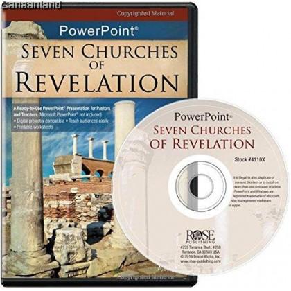 Powerpoint - Seven Churches of Revelatio