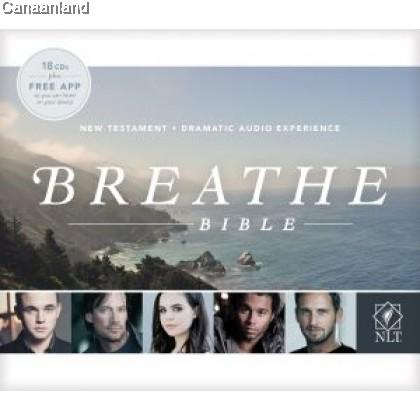 NLT - Breathe Bible Audio New Testament