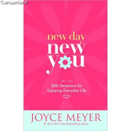 New Day, New You, HC (bk)