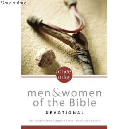Once-A-Day Men and Women of the Bible De