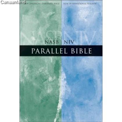 Parallel Bible - NASB/NIV, Hardcover