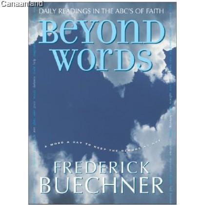 Beyond Words, HC (bk)
