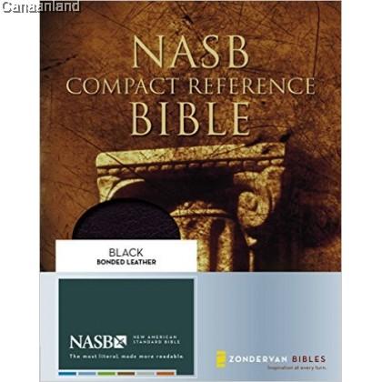 NASB - Compact Ref, Black, Leather
