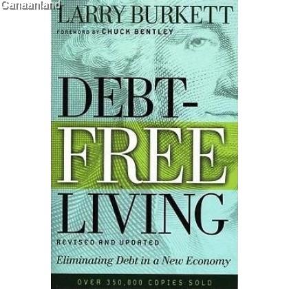 Debt-Free Living - New ed (bk)