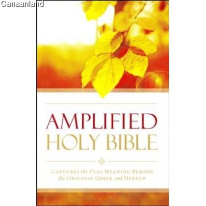 Amplified Bible - Outreach Bible
