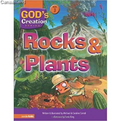 Rocks & Plants (bk)