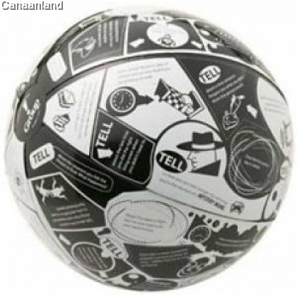 Throw & Tell - Storytellers Ball