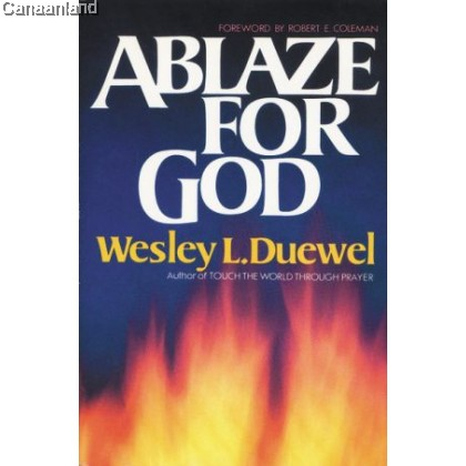 Ablaze for God (bk)