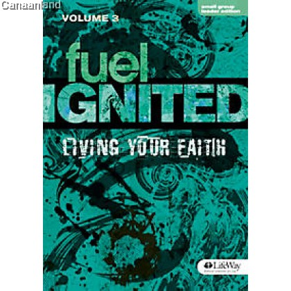 Fuel Ignited: Living Your Faith 3 (CD/DV