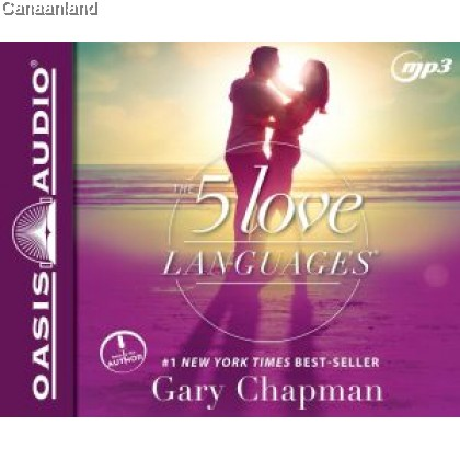 The 5 Love Languages: The Secret to Love That Lasts, MP3 CD