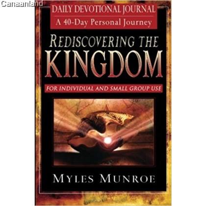 Rediscovering the Kingdom 40 Day Dev(bk)