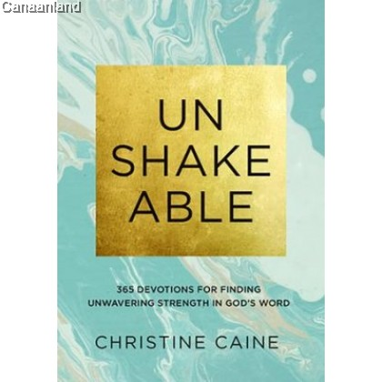 Unshakeable: 365 Devotions for Finding U