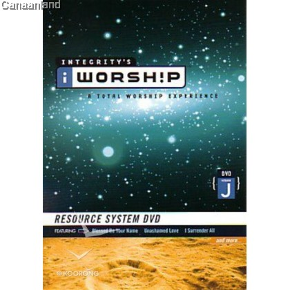 iWorship Resource System Volume J, DVD