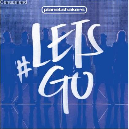 Planetshakers - #LETSGO CD+DVD