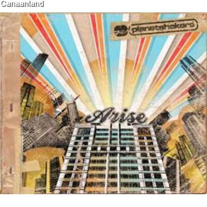 Planetshakers - Arise CD+CD-ROM
