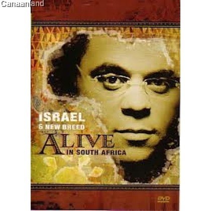 Israel & New Breed - Alive in South Africa, DVD