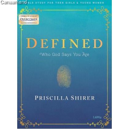 Defined - Teen Girls' Bible Study Book