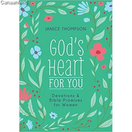 God's Heart for You: Devotions