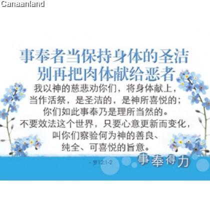 Ouranos - Desktop Boutique RM6.90 台面精品: 事奉得力 (简体) 03DTB11