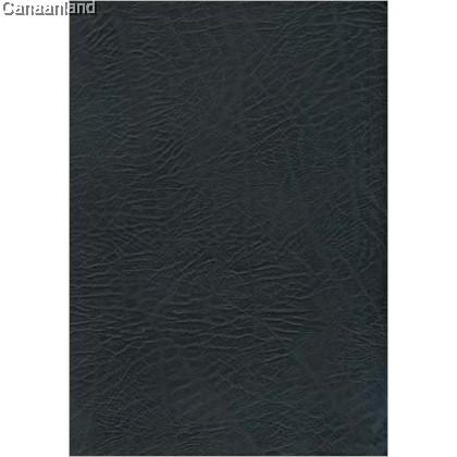 NASB - MacArthur Study Bible, Large Print, Black, Indexed