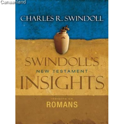 Swindoll's Living Insights - Romans, Hardcover