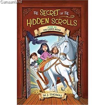 Secret of the Hidden Scrolls 6 - The Lion's Roar