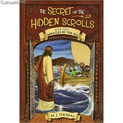 Secret of the Hidden Scrolls 8 - Miracles by the Sea