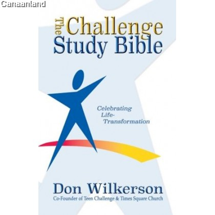 CEV - The Challenge Study Bible, Hardcover
