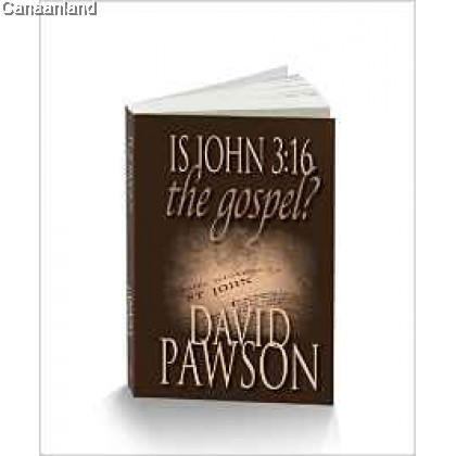 Is John 3:16 the Gospel