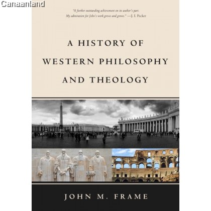 A History of Western Philosophy and Theology, Hardcover