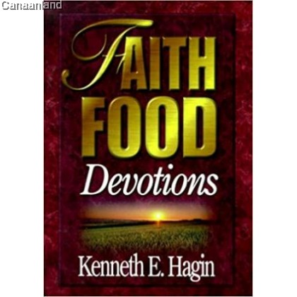 Faith Food Devotions, Hardcover