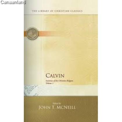 Calvin: Institutes of the Christian Religion (2 Volume Set), Hardcover