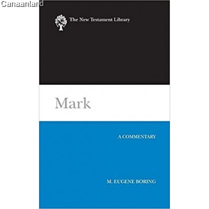 Mark: A Commentary (The New Testament Library), Hardcover