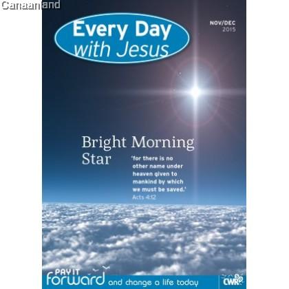 EDWJ - Nov-Dec 2015 (Every Day With Jesus)