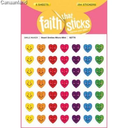 Faith that Sticks - Heart Smiles