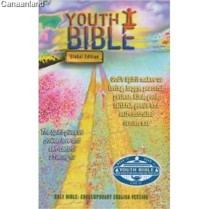 CEV - Youth Bible, Blue, HC