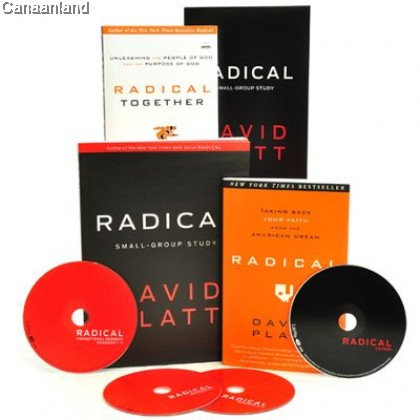 Radical Small Group Study - DVD Kit