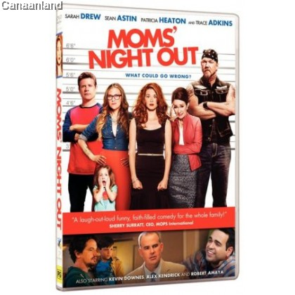 Mom's Night Out - DVD