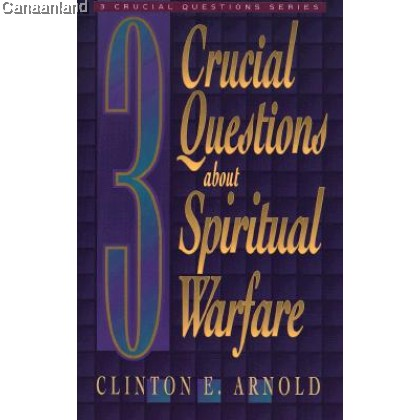 3 Crucial Questions About Spiritual Warfare (Print on Demand)