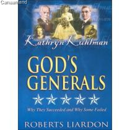 God's Generals 11 - Kathryn Kuhlman