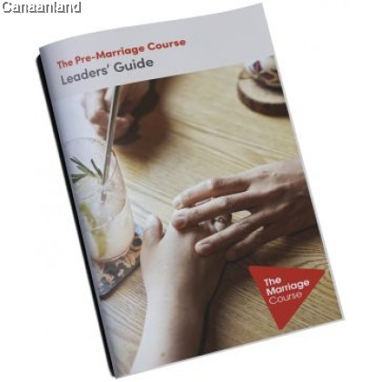 The Pre-Marriage Course - Leader Guide 2020