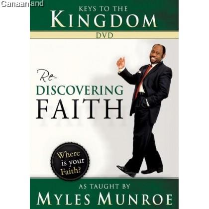 Keys to the Kingdom DVD