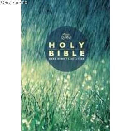 GNB - Good News Bible, Paperback (Green)